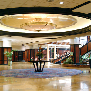 Amway Grand Plaza Hotel - Lobby Renovation