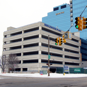 Bridgewater Place Parking Ramp