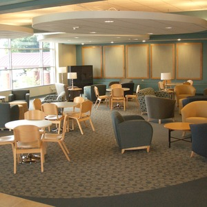 Central Michigan University, Woldt Residential Restaurant Remodel
