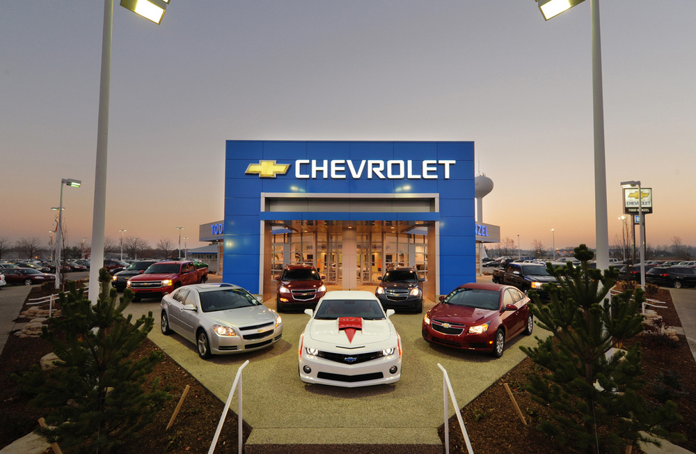 Photo for Todd Wenzel Chevrolet Renovation