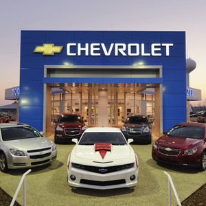 Todd Wenzel Chevrolet Renovation