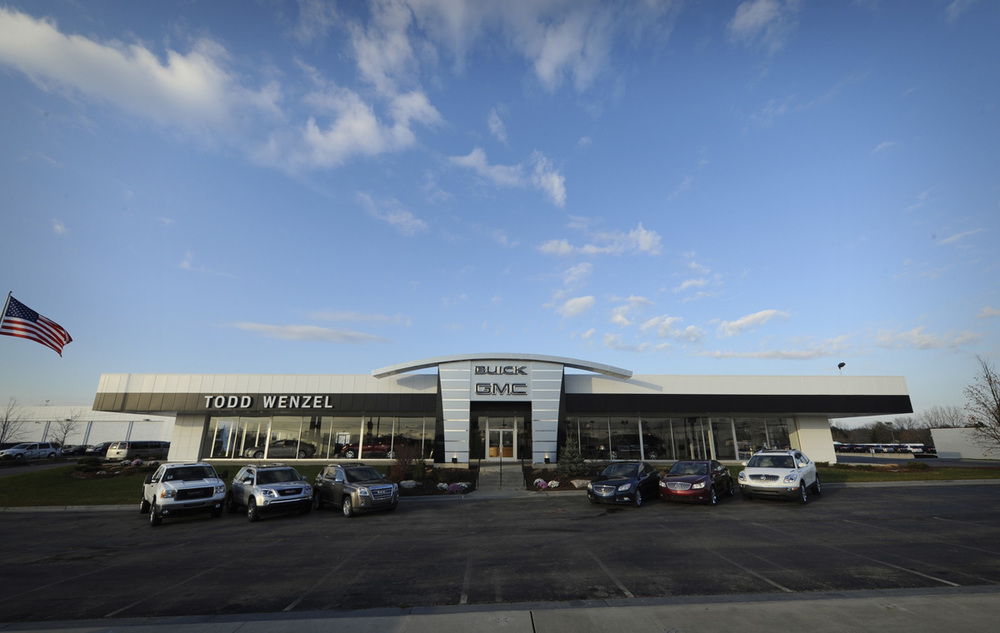 Photo for Todd Wenzel Buick GMC Renovation