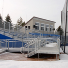 Photo for GVSU Baseball Dugouts and Pressboxes