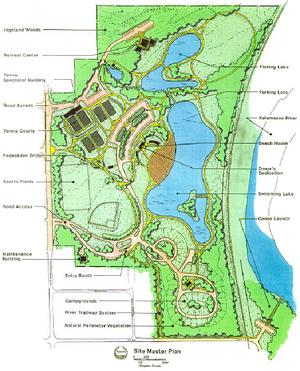 Parks Amp Recreation Driesenga Amp Associates Project