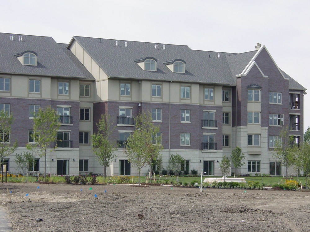 Waterford place kerkstra precast project presenter for Waterford grand