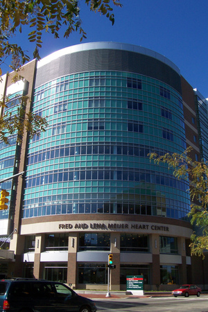 Healthcare architectural glass metals inc project for Architects grand rapids mi