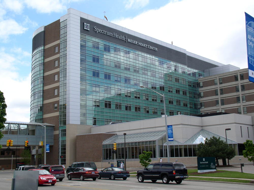 Photo for Spectrum Health Fred and Lena Meijer Heart Center