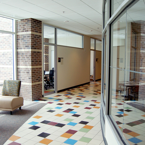 GVSU Kirkhof Center