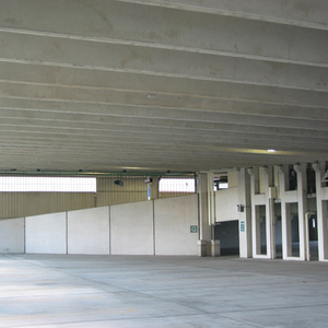 Days Inn Parking Ramp