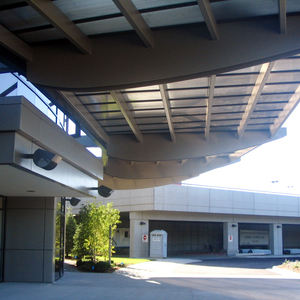 Hughes Management Parking Deck