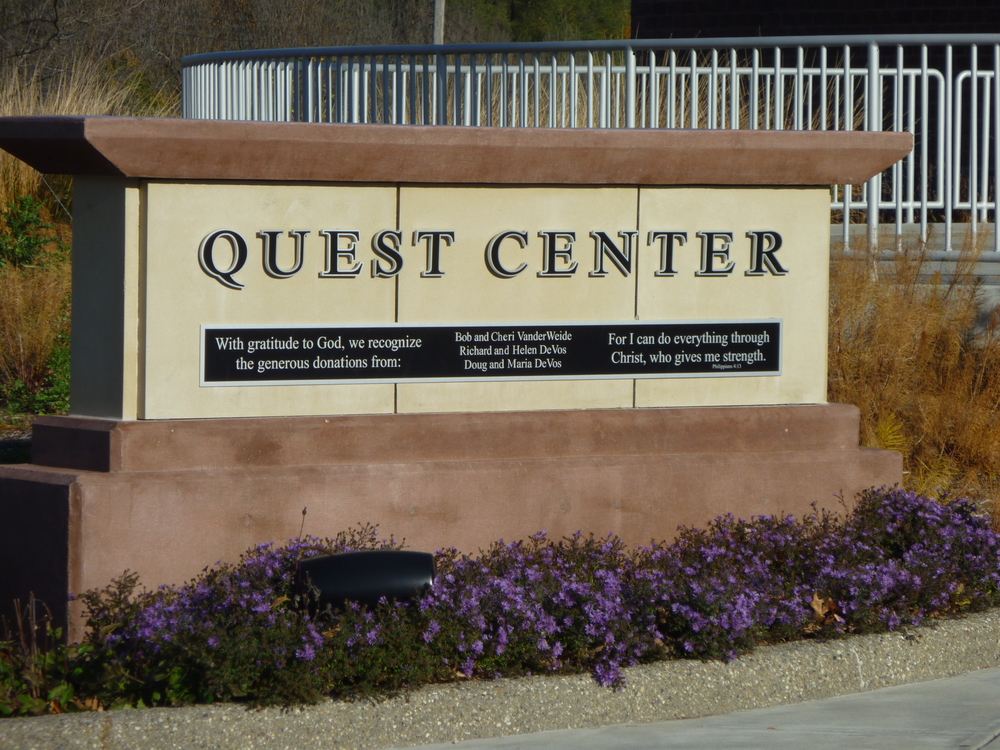 The Quest Center at Grand Rapids Christian High School