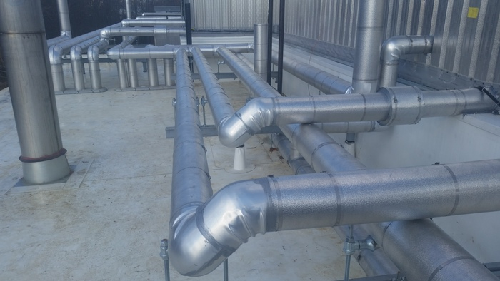 Photo for Kamps Hardwood Steam Piping
