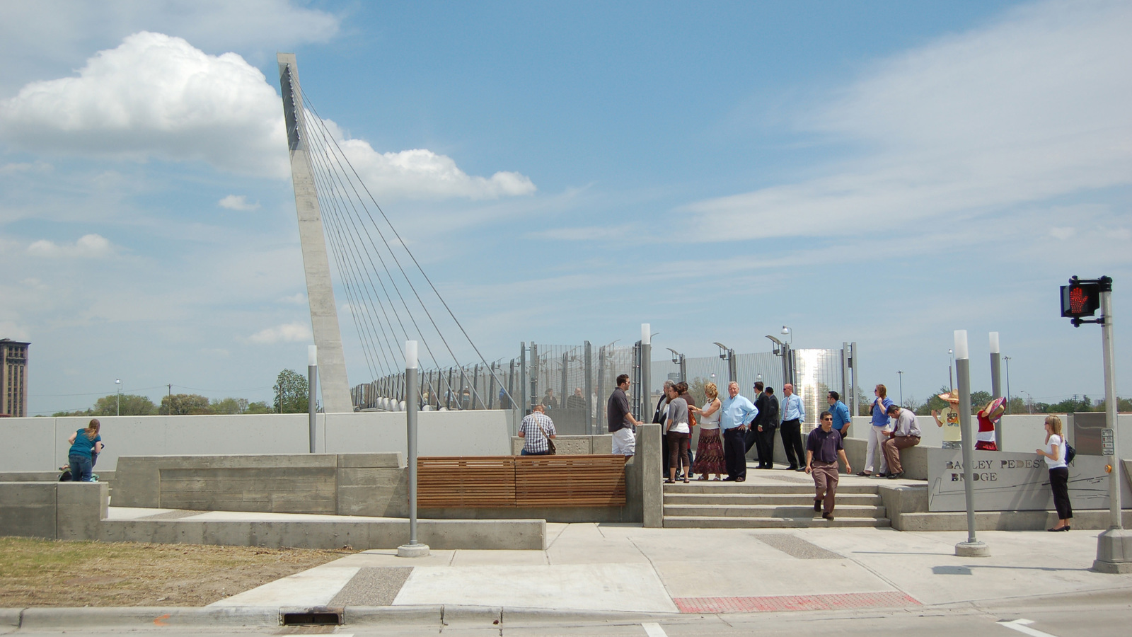 Photo for Bagley Pedestrian Bridge