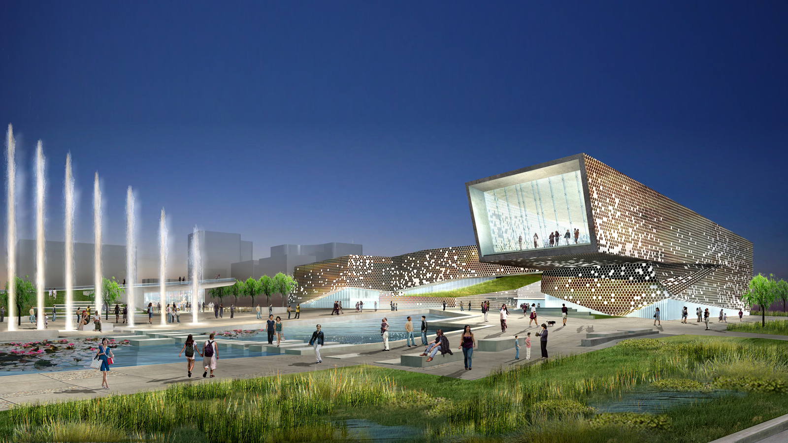 Photo for Civic Cultural Exhibition and Activities Center