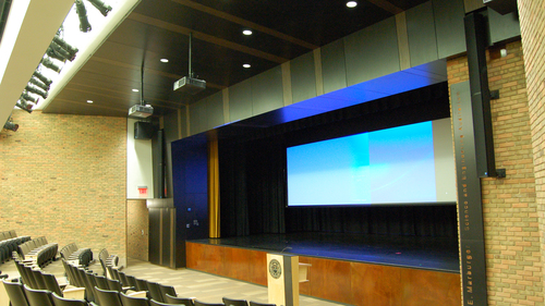 LTU Auditorium Renovation