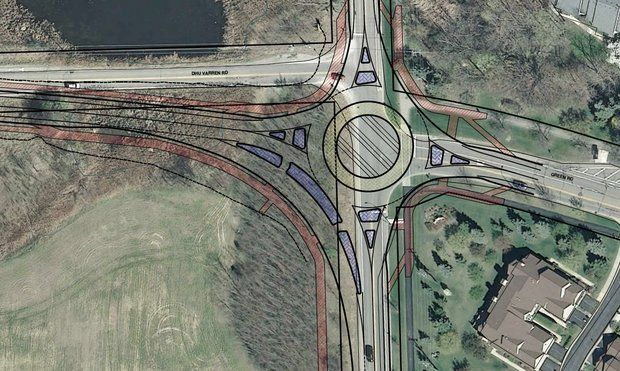 Photo for Dixon/Green/DHU Varren Roundabout