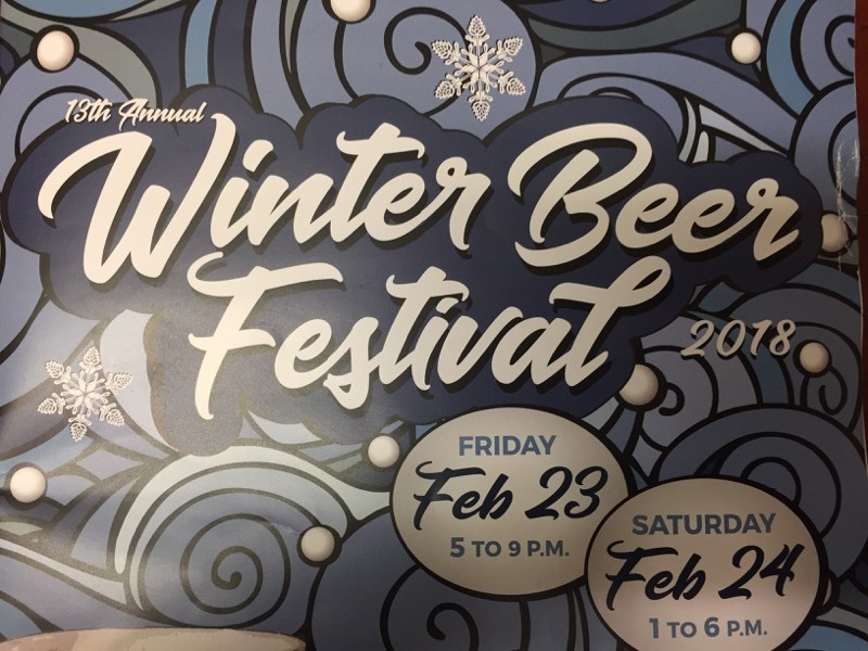 Photo for Winter Beer Festival 2018