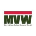 Logo for MVW Construction