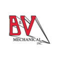 Logo for B&V Mechanical, Inc.