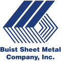 Logo for Buist Sheet Metal Company, Inc.