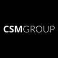 Logo for CSM Group