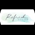 Logo for Refresh Design
