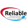 Logo for Reliable Heating and Cooling