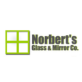 Logo for Nobert's Glass & Mirror Co.