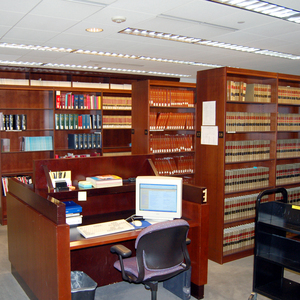 Varnum Law Library