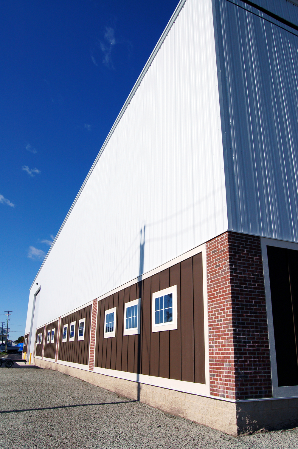 Boat Storage Buildings Cool : Boat storage tailored building systems project presenter