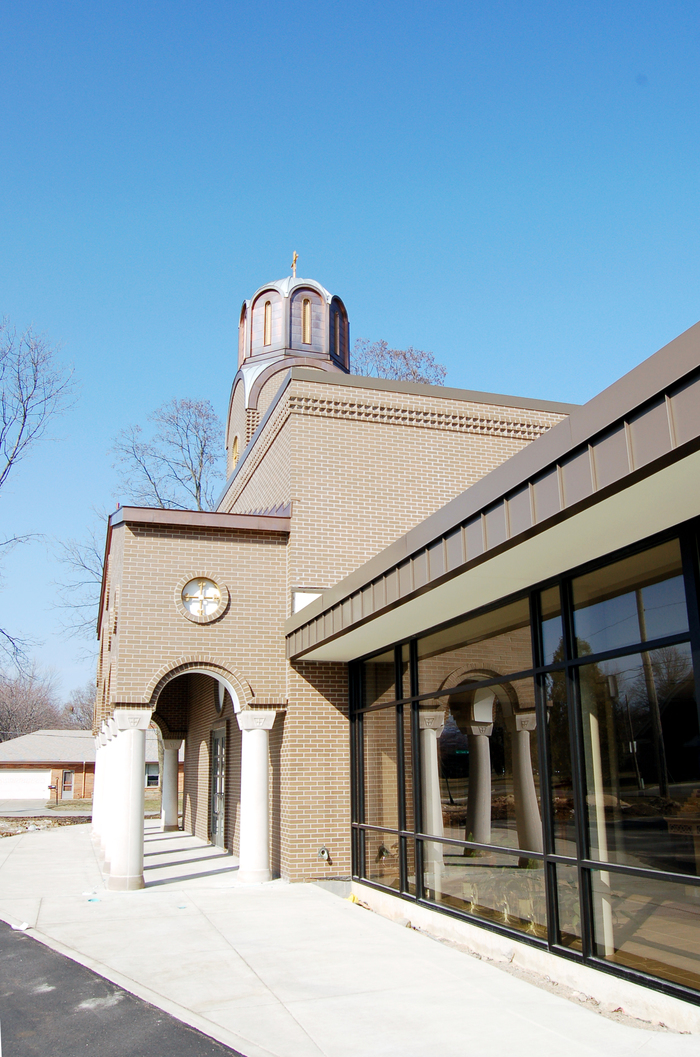 Holy Trinity Greek Orthodox Church Projects Pioneer