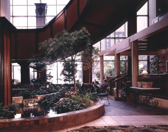 Rooms: Amway Grand Plaza Hotel - Lobby Renovation