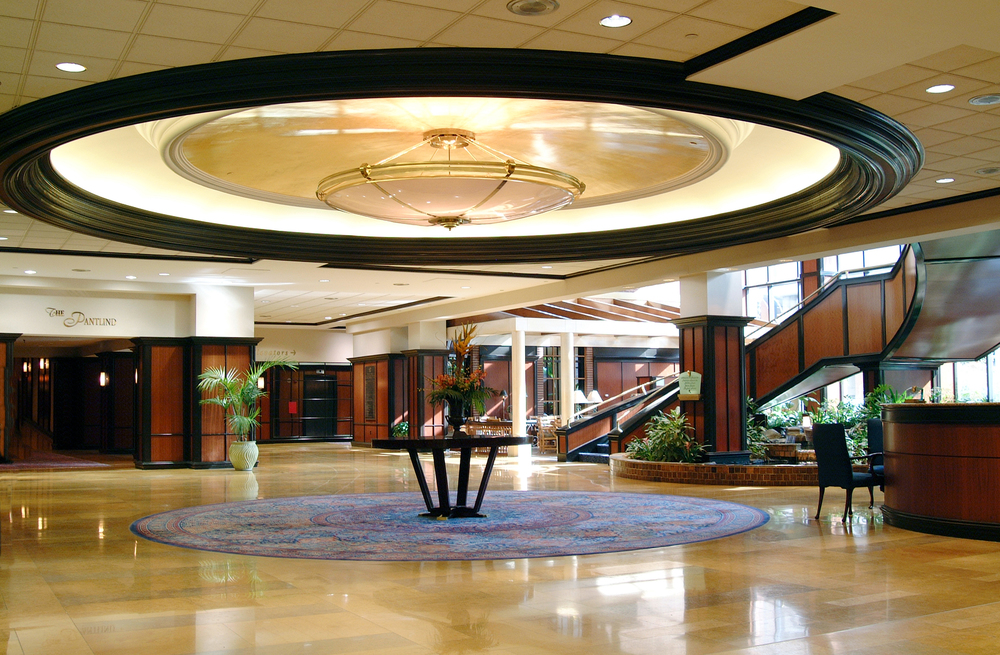 Amway Grand Plaza Hotel Parking