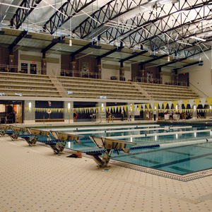 Zeeland West High School - Pool & Gym Additions