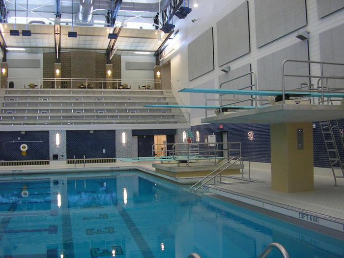 Zeeland West High School Pool Amp Gym Additions