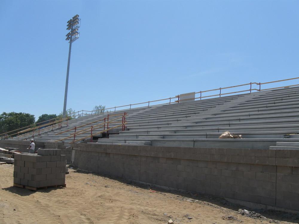Todd Wenzel Gmc >> Hope College Van Andel Soccer Stadium | Portfolio | Exxel Engineering