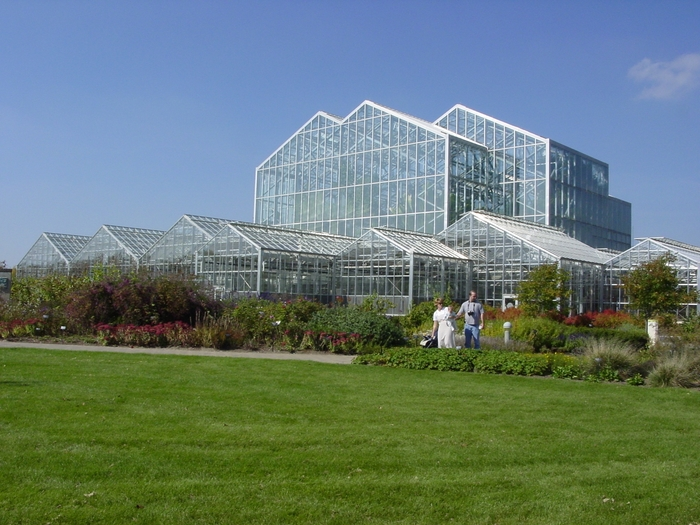 the frederik meijer gardens conservatory projects pioneer construction