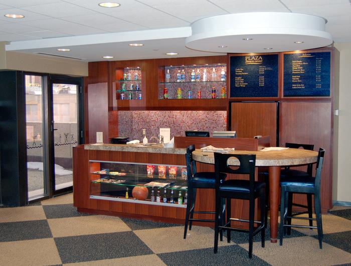 Rooms: Amway Grand Plaza Hotel Health Facilities