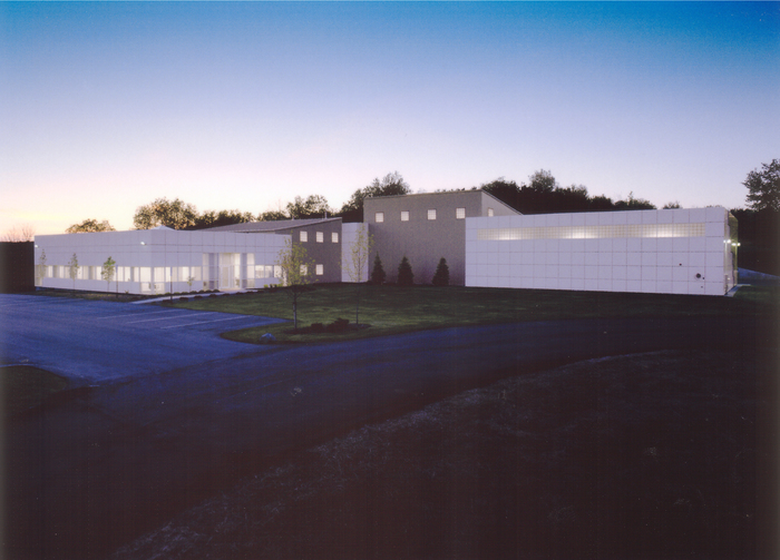 architectural glass metals projects pioneer construction