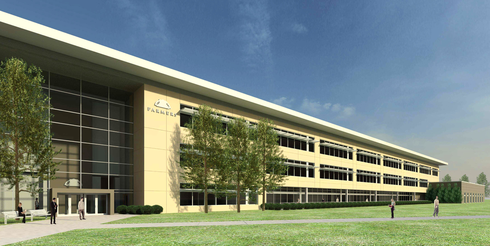 Commercial Architectural Glass Amp Metals Inc Project