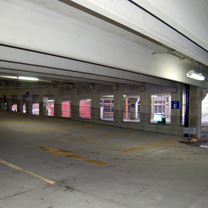 City of Grand Rapids Parking Ramp