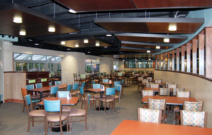 Gvsu Dining Commons Projects Pioneer Construction