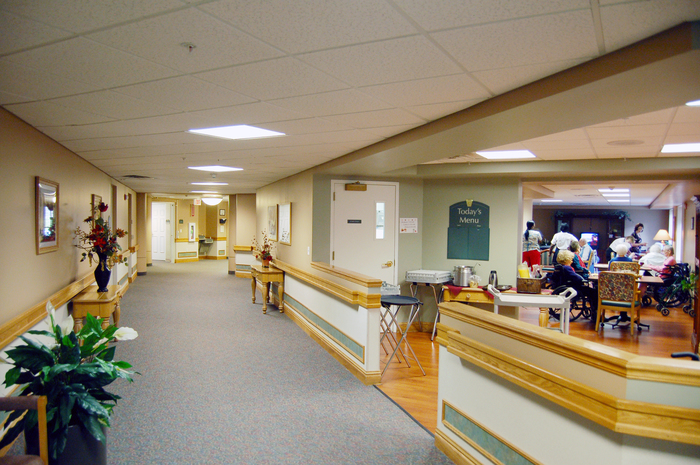 Covenant Village Skilled Nursing Projects Pioneer