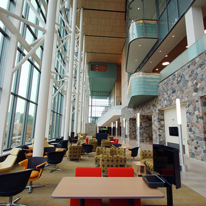 GVSU Mary Idema Pew Library Learning & Information Commons