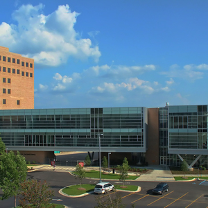 GVSU John C. Kennedy Hall of Engineering