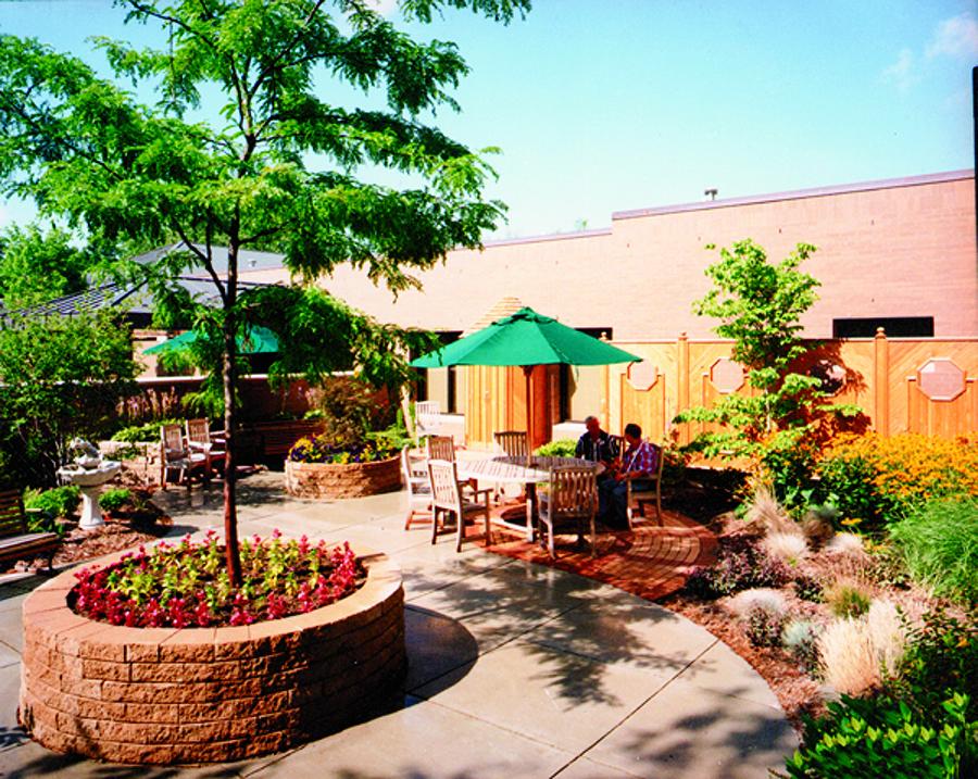 Evergreen Commons Senior Center