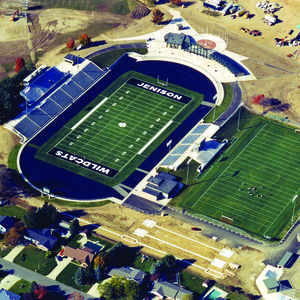 Jenison Public Schools Stadium & Athletic Fields