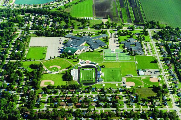 Jenison Public Schools Stadium Amp Athletic Fields
