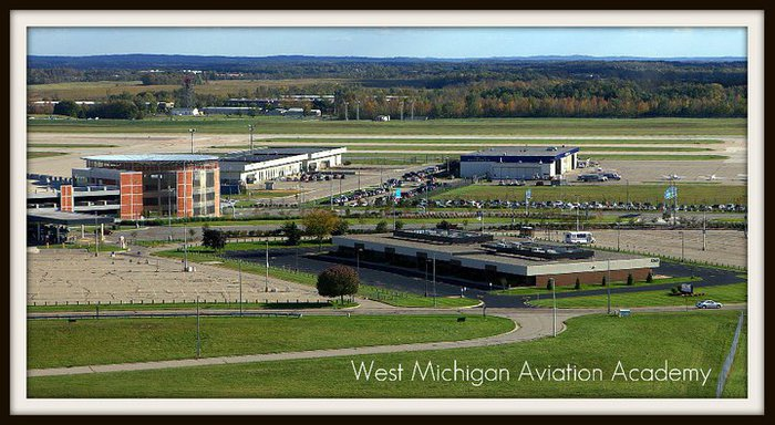 West Michigan Aviation Academy Projects Pioneer