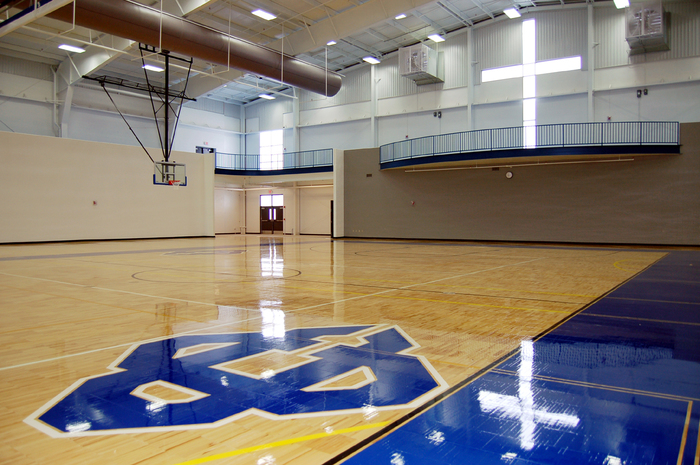 Catholic Central High School Fieldhouse Projects